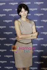 Chi Ling Lin at the Launch of the new additions to the Longines DolceVita collection in Rome on 9th Sept 2010 (2).jpg