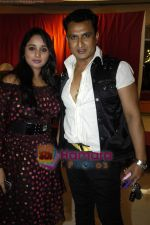 at the launch of Ravi Kishan_s film Dharma in Andheri on 12th Sept 2010.JPG