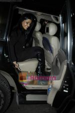 Koena Mitra back from LA in Mumbai Airport on 14th Sept 2010 (17).JPG