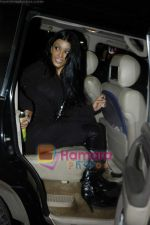 Koena Mitra back from LA in Mumbai Airport on 14th Sept 2010 (19).JPG