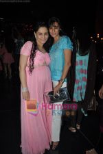Mana Shetty at Manyata Dutt Baby Shower ceremony in Veda Restaurant, Mumbai on 14th Sept 2010 (43).JPG