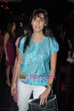 Mana Shetty at Manyata Dutt Baby Shower ceremony in Veda Restaurant, Mumbai on 14th Sept 2010 (44).JPG