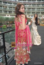 at Amby Valley Bridal week with top designers in Sahara Star on 14th Sept 2010 (97).JPG
