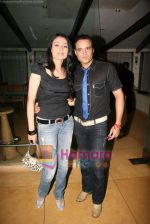 Gauri Tonk, Yash Tonk at Munisha Khatwani_s bday bash in Mangi ferra on 15th Sept 2010 (2).JPG