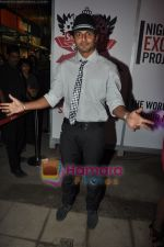 Nikhil Chinappa at Smirnoff Nightlife event  in Phoenix Mill on 15th Sept 2010 (4).JPG