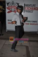 Nikhil Chinappa at Smirnoff Nightlife event  in Phoenix Mill on 15th Sept 2010 (5).JPG