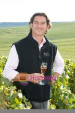 Benoit Gouez at Moet Chandon event.JPG