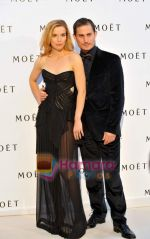 Clemens Schick, and Dutch actress Thekla Reuten at Moet Chandon event (3).JPG
