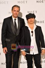 Daniel Lalonde and French film director Olivier Dahan at Moet Chandon event.JPG