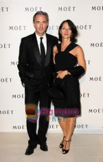 Daniel Lalonde and his wife at Moet Chandon event.JPG