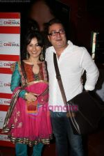 Divya Dutta, Vinay Pathak at Life Express film premiere in Cinemax on 16th Sept 2010 (2).JPG