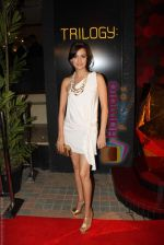 Dia Mirza at Shabana Azmi_s 60th birthday bash in Juhu, Mumbai on 18th Sept 2010 (3).JPG