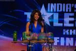 Priyanka Chopra on the sets of India_s Got Talent  in Film City on 18th Sept 2010 (14).JPG