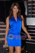 Priyanka Chopra on the sets of India_s Got Talent  in Film City on 18th Sept 2010 (3).JPG