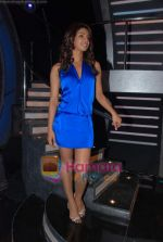 Priyanka Chopra on the sets of India_s Got Talent  in Film City on 18th Sept 2010 (4).JPG
