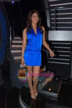 Priyanka Chopra on the sets of India_s Got Talent  in Film City on 18th Sept 2010 (5).JPG