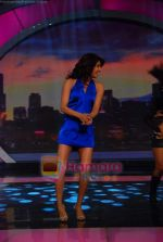 Priyanka Chopra on the sets of India_s Got Talent  in Film City on 18th Sept 2010 (8).JPG
