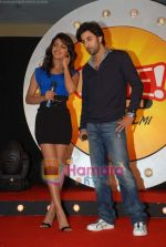 Ranbir Kapoor and Priyanka Chopra launch Oye FM  in Novotel on 18th Sept 2010 (75).JPG
