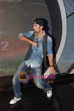 Ranbir Kapoor on the sets of India_s Got Talent  in Film City on 18th Sept 2010 (10).JPG