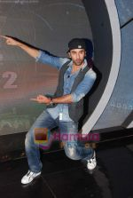 Ranbir Kapoor on the sets of India_s Got Talent  in Film City on 18th Sept 2010 (11).JPG
