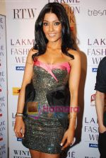 Koena Mitra at Lakme Winter fashion week 2010 day 3 on 19th Sept 2010 (10).JPG