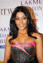 Koena Mitra at Lakme Winter fashion week 2010 day 3 on 19th Sept 2010 (112).JPG