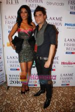 Koena Mitra at Lakme Winter fashion week 2010 day 3 on 19th Sept 2010 (4).JPG