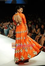 Model walks the ramp for Masab Show at Lakme Winter fashion week day 3 on 19th Sept 2010 (71).JPG
