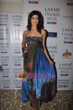 Pooja Batra at Lakme Winter fashion week 2010 day 3 on 19th Sept 2010 (3).JPG