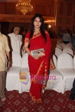 Poonam Dhillon at Priyadarshni Award in Mumbai on 19th Sept 2010 (3).JPG