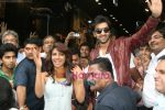 Ranbir Kapoor, Priyanka Chopra promote Anjaani Anjaani in Killer Store on 19th Sept 2010 (22).JPG