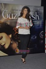 Aishwarya Rai Bachchan unveil the first look of the film Guzaarish in Cinemax on 22nd Sept 2010 (6).JPG