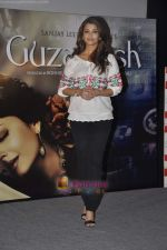 Aishwarya Rai Bachchan unveil the first look of the film Guzaarish in Cinemax on 22nd Sept 2010 (8).JPG