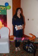 Alka Yagnik at Bappi Lahiri_s grand son  Swastik_s bday in J W Marriott on 23rd Sept 2010 (2).JPG
