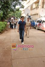 Sajid Nadiadwala with Mumbai Police spread peace in concern of Babri Masjid verdict in Mehboob Studio on 23rd Sept 2010 (2).JPG