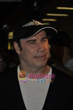 John Trivolta arrives in Mumbai in International Airport, Mumbai on 25th Sept 2010 (12).JPG