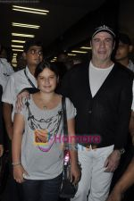 John Trivolta arrives in Mumbai in International Airport, Mumbai on 25th Sept 2010 (17).JPG