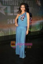 Sonali Bendre on the sets of India_s Got Talent to annouce finalists in Film City on 25th Sept 2010 (5).JPG