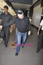 John Travolta left India and went to Moscow in Mumbai International Airport on 28th Sept 2010 (17).JPG