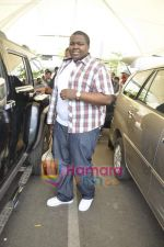 Sean Kingston come to India for a live gig at Hard Rock Cafe and record a song with Indian music director Aadesh Shrivastava on 28th Sept 2010 (29).JPG