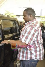 Sean Kingston come to India for a live gig at Hard Rock Cafe and record a song with Indian music director Aadesh Shrivastava on 28th Sept 2010 (32).JPG