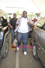 Sean Kingston come to India for a live gig at Hard Rock Cafe and record a song with Indian music director Aadesh Shrivastava on 28th Sept 2010 (24).JPG