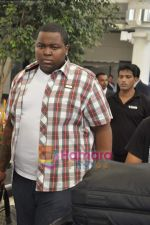 Sean Kingston come to India for a live gig at Hard Rock Cafe and record a song with Indian music director Aadesh Shrivastava on 28th Sept 2010 (48).JPG