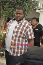 Sean Kingston come to India for a live gig at Hard Rock Cafe and record a song with Indian music director Aadesh Shrivastava on 28th Sept 2010 (49).JPG