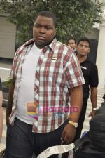 Sean Kingston come to India for a live gig at Hard Rock Cafe and record a song with Indian music director Aadesh Shrivastava on 28th Sept 2010 (51).JPG
