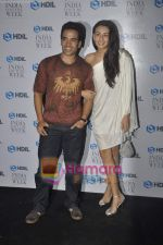 Pia Trivedi, Tusshar Kapoor at HDIL opneing bash hosted by Sunny Dewan in Grand Hyatt on 5th Oct 2010 (42).JPG