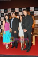 Sukirti Khandpal, Ekta Kapoor, Vivian Dsena at the launch of  serial Pyaar Kii Ye Ek Kahaani for Star One in Grand Hyatt on 7th Oct 2010 (9).JPG