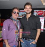 Vinay Pathak and Mimoh Chakraborty at the Show Reel Short Film Festival i Cinemax on 10th Oct 2010.JPG