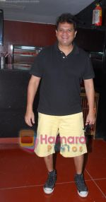 Viren shah at the Show Reel Short Film Festival i Cinemax on 10th Oct 2010.JPG