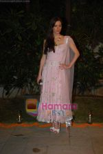 V J Mia at Nisha Merchant_s festive colelction launch at Fuel , Khar on 12th Oct 2010 (10).JPG